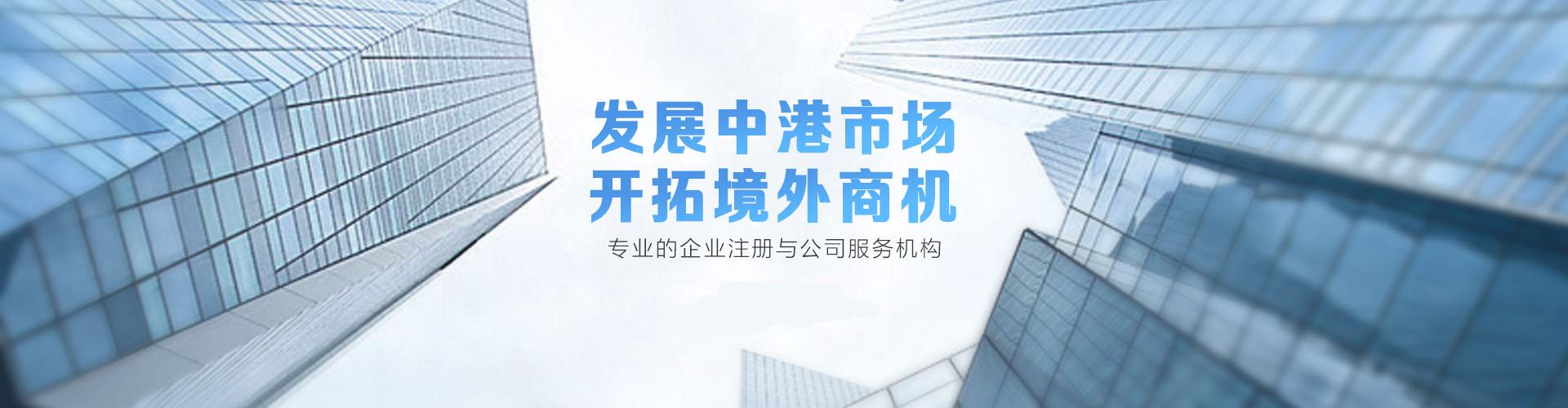 专业的企业注册公司和公司服务机构