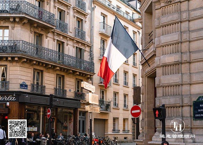 法国公司适用场景